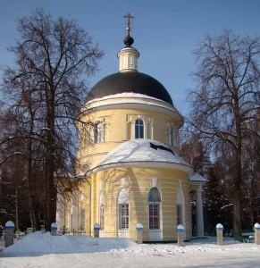 Троицкий храм с. Пречистое